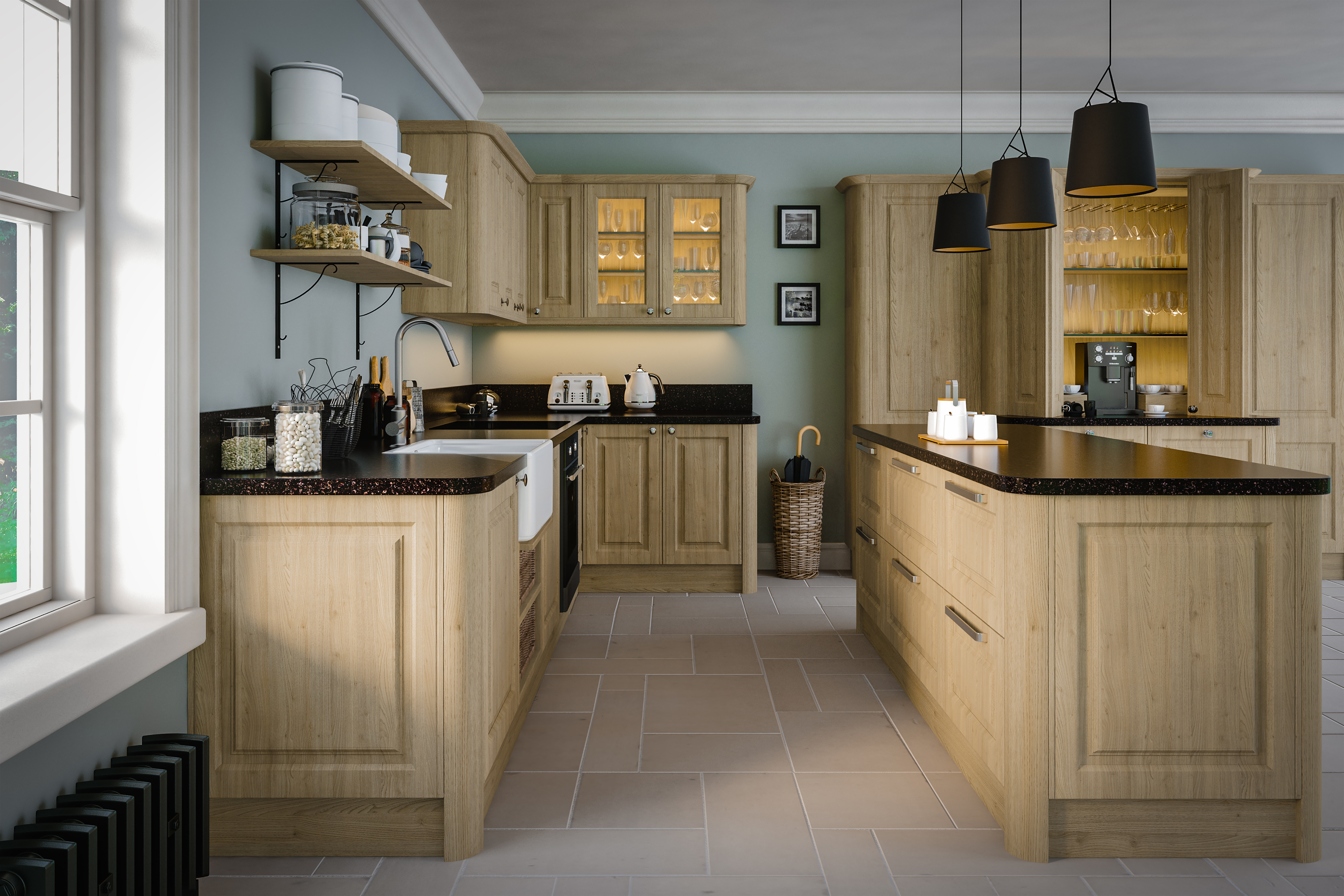 Buy Bella Tuscany Replacement Kitchen Door Made To Measure